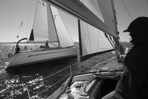 16. Manažerská jachta